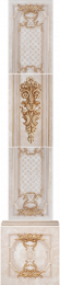 LOUVRE BRANCH BONE Column (5pz) 	229x50