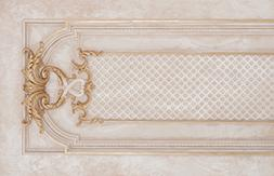 LOUVRE LUXE BONE Decor 	50x76