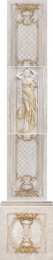 LOUVRE MUSE BONE Column (5pz) 	229x50