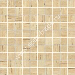 Мозаика Attica Pro Mosaico Travertino Beige (3x3) 30x30