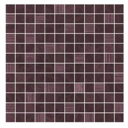 Мозаика Mos. Deco Blackcherry Размер: 32.5x32.5 см