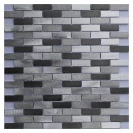 Metallic Brick I 30,3x29,8