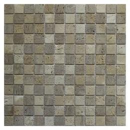 Travertine Mix Tum. 4 мм. 30,5x30,5