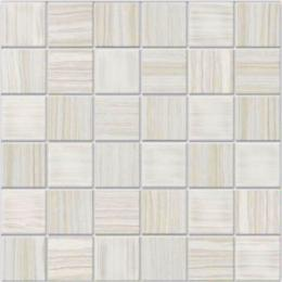 MOSAICO WHITE MIX NAT/LAPP 5*5