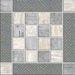 Вставка Metalwood Inserto Grey 15x15