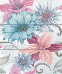 Декоративный элемент Soul Flower Decor Azul 3 x 20 x 50