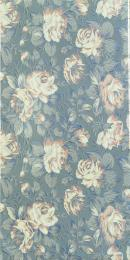 ROMANCE Decor Azul Brillo	25x50