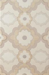 Декор D-Carpet Beige CAF9 25*38