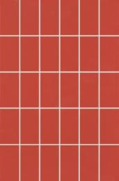 Плитка Mr-Minimal Rojo DS79 25*38