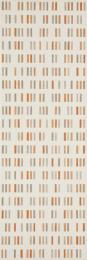 Декор Colourline Ivory/Taupe/Orange Decoro MLEP 22*66.2