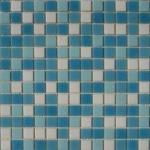 Rose Mosaic Aquatica Light Blu R+