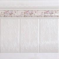 Плинтус Zoc. SCALA BLANCO 20*20