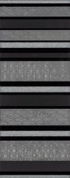 Bon Ton Patterns Black 50*20