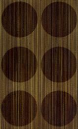 Satin Vasarely marrone		31.5*52