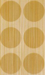 Satin Vasarely senape		31.5*52