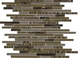 Eternity Mini Strip Emperador  29,7x29,7